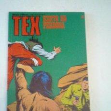 Cómics: TEX -EL LADRON DE LA SIERRA - NUMERO 85 - EDICIONES BURU LAN - MUY BUEN ESTADO - NUEVO - GORBAUD. Lote 261920455