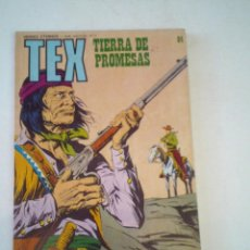 Cómics: TEX -EL LADRON DE LA SIERRA - NUMERO 84 - EDICIONES BURU LAN - MUY BUEN ESTADO - NUEVO - GORBAUD. Lote 261920635