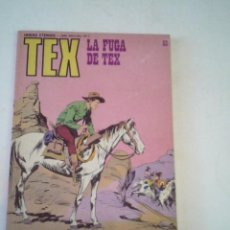 Cómics: TEX -EL LADRON DE LA SIERRA - NUMERO 82 - EDICIONES BURU LAN - MUY BUEN ESTADO - NUEVO - GORBAUD. Lote 261920905