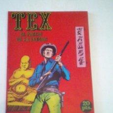 Cómics: TEX -EL LADRON DE LA SIERRA - NUMERO 3 - EDICIONES BURU LAN - MUY BUEN ESTADO - NUEVO - GORBAUD. Lote 261921020