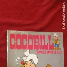 Cómics: COCOBILL - COCOBILL SOBRE EL RAIL - HEROES DE PAPEL 11 - ED. BURU LAN - RUSTICA. Lote 262155215