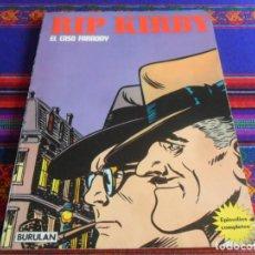 Cómics: RIP KIRBY Nº 1 BURULAN BURU LAN 1974. EL CASO FARADAY. REGALO Nº 3 MISS PRISCILLA.. Lote 31830144