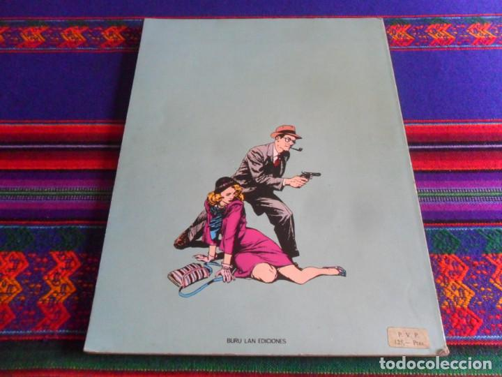 Cómics: RIP KIRBY Nº 1 BURULAN BURU LAN 1974. EL CASO FARADAY. REGALO Nº 3 MISS PRISCILLA. - Foto 2 - 31830144