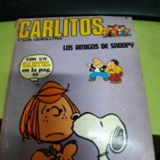 Cómics: CARLITOS Y CEBOLLETAS LOS AMIGOS DE SNOOPY NUMERO 7 DE LA EDITORIAL BURU LAN. Lote 262957155