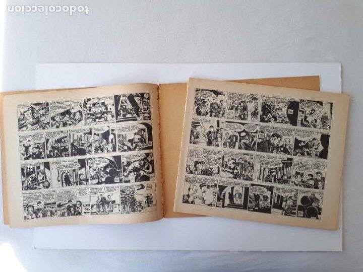 Cómics: JOHNNY HAZARD Nº 8. Tras la pista. Antología del comic Buru Lan nº 16. - Foto 4 - 263062065