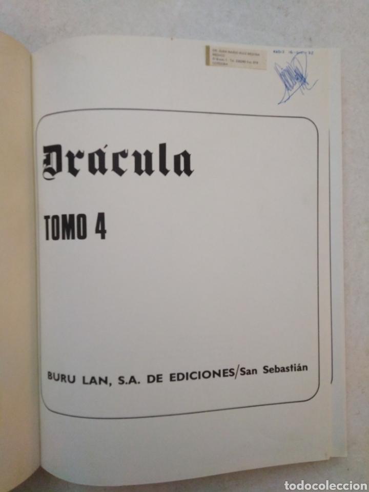 Cómics: Drácula delta 99, tomo 4, año 1972 - Foto 4 - 263599335