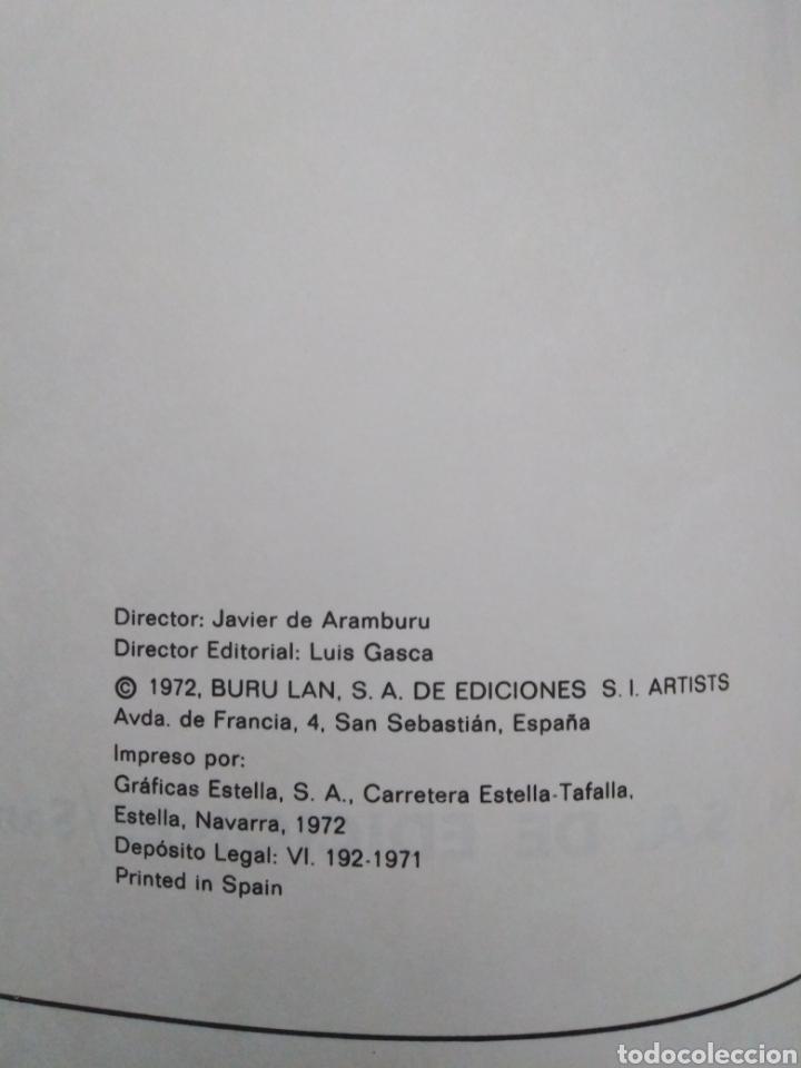 Cómics: Drácula delta 99, tomo 4, año 1972 - Foto 5 - 263599335