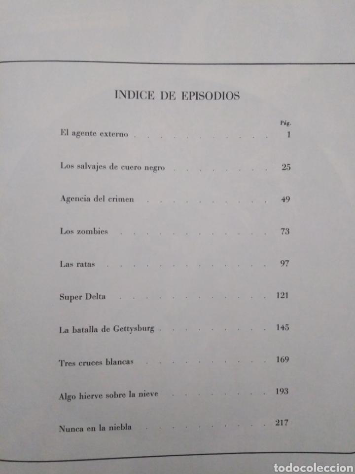 Cómics: Drácula delta 99, tomo 4, año 1972 - Foto 6 - 263599335
