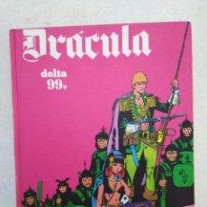 Cómics: DRÁCULA DELTA 99, TOMO 4, AÑO 1972. Lote 263599335