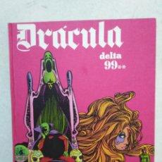 Fumetti: DRÁCULA DELTA 99, TOMO 5, AÑO 1972. Lote 263599690