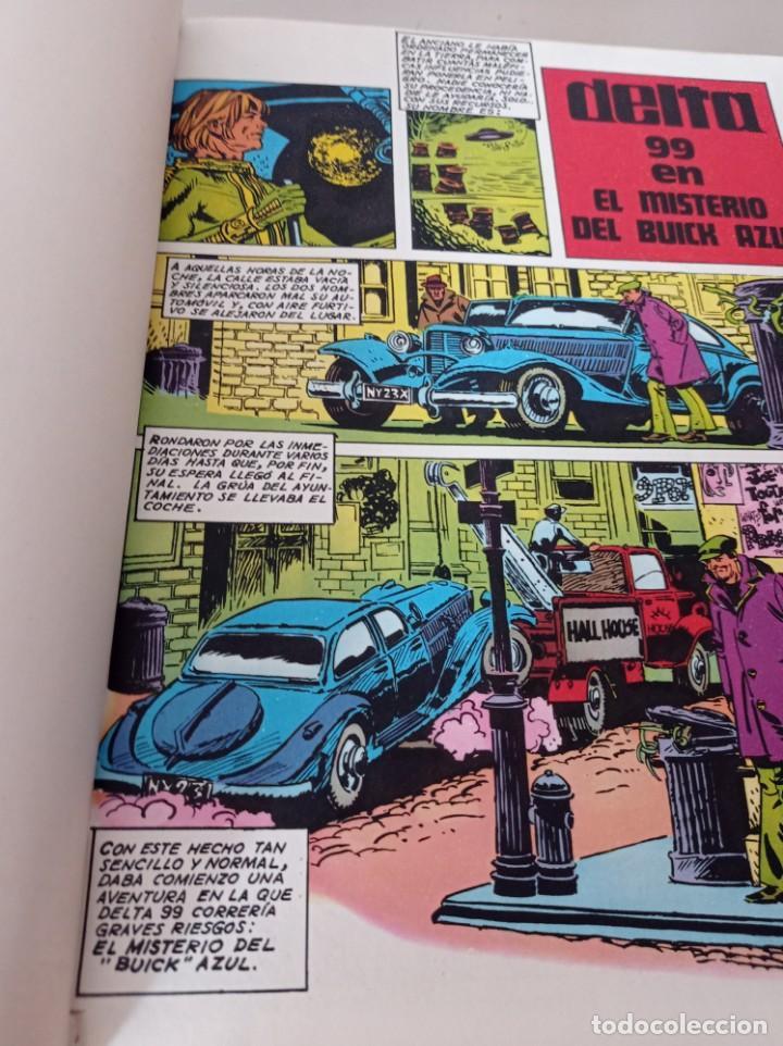 Cómics: LOTE 4 TOMOS DRACULA ( BURU LAN)ESTEBAN MAROTO ENCUADERNACION TAPA DURA Y DORADO. UNICOS. REF. UR - Foto 3 - 264528489
