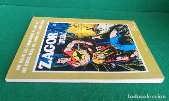 Cómics: ZAGOR - BURU LAN - Nº 61 - MUY BUENO - Foto 3 - 264550114