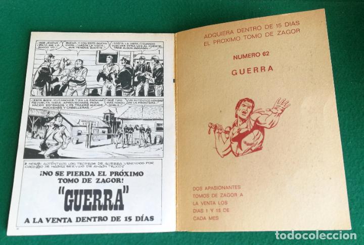 Cómics: ZAGOR - BURU LAN - Nº 61 - MUY BUENO - Foto 4 - 264550114