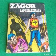 Cómics: ZAGOR - BURU LAN - Nº 61 - MUY BUENO. Lote 264550114