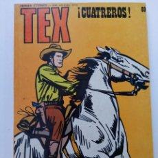 Cómics: TEX Nº 89 - ¡CUATREROS! - BURU LAN EDICIONES. Lote 265463974