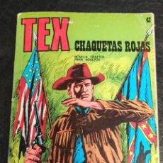 Cómics: CHAQUETAS ROJAS. TEX. N° 42. Lote 265725349