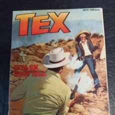 Cómics: CITA EN BOOT HILL. TEX. N° 5 1983. Lote 265733684