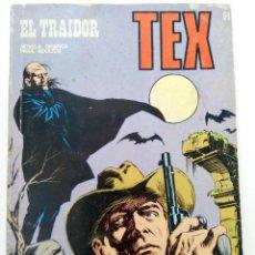 Comics : TEX Nº 54 - EL TRAIDOR - BURU LAN EDICIONES. Lote 265736929