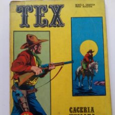 Comics : TEX Nº 18 - CACERÍA HUMANA - BURU LAN EDICIONES. Lote 265737939