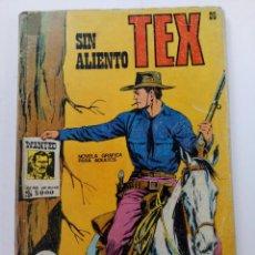 Cómics: TEX Nº 20 - SIN ALIENTO - BURU LAN EDICIONES. Lote 265739029