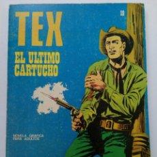 Cómics: TEX Nº 19 - EL ÚLTIMO CARTUCHO - BURU LAN EDICIONES. Lote 265740469