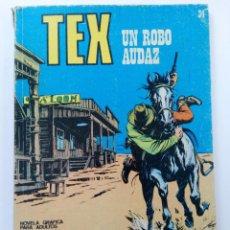 Comics : TEX Nº 34 - UN ROBO AUDAZ - BURU LAN EDICIONES. Lote 265742954