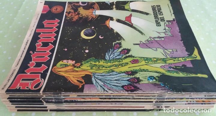 Cómics: Lote 24 Drácula. Comic. Buru Lan ediciones. 1972. Héroes del comic - Foto 4 - 265983743