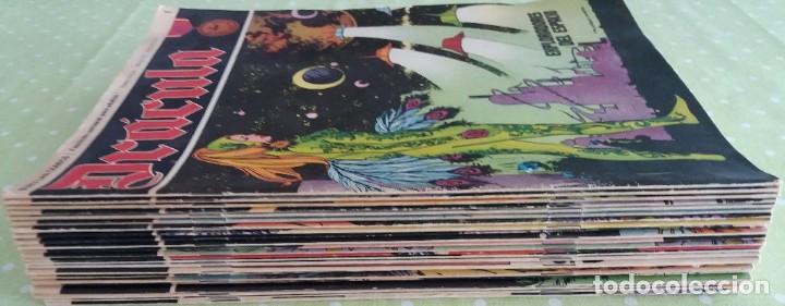 Cómics: Lote 24 Drácula. Comic. Buru Lan ediciones. 1972. Héroes del comic - Foto 9 - 265983743