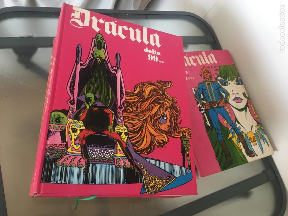 Cómics: DRACULA. Completa . 6 Tomos. Editorial Buru Lan - Foto 2 - 266094318