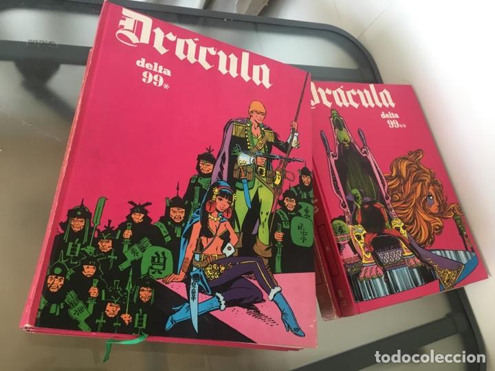 Cómics: DRACULA. Completa . 6 Tomos. Editorial Buru Lan - Foto 4 - 266094318
