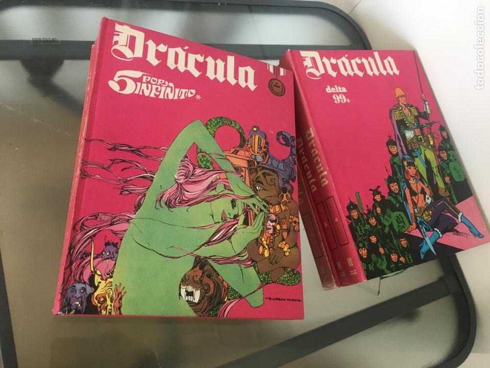 Cómics: DRACULA. Completa . 6 Tomos. Editorial Buru Lan - Foto 5 - 266094318