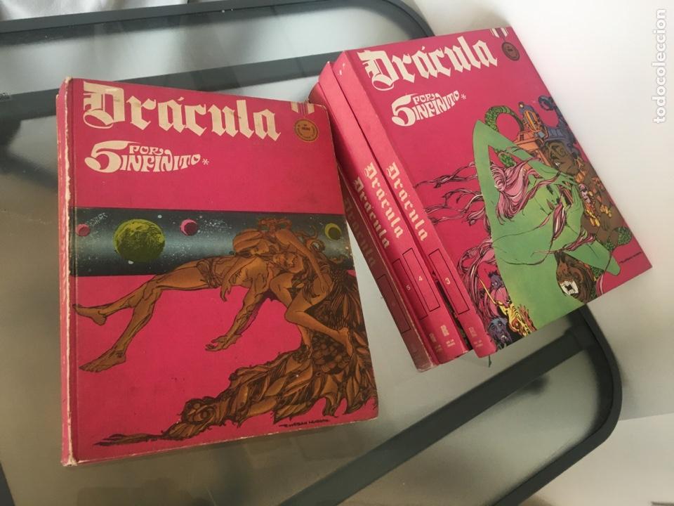 Cómics: DRACULA. Completa . 6 Tomos. Editorial Buru Lan - Foto 6 - 266094318