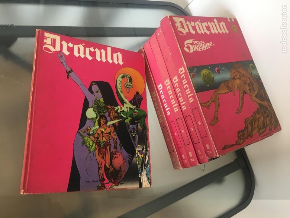 Cómics: DRACULA. Completa . 6 Tomos. Editorial Buru Lan - Foto 7 - 266094318