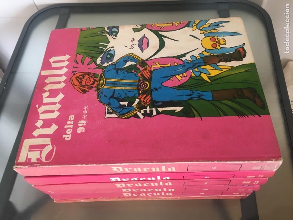DRACULA. COMPLETA . 6 TOMOS. EDITORIAL BURU LAN (Tebeos y Comics - Buru-Lan - Drácula)