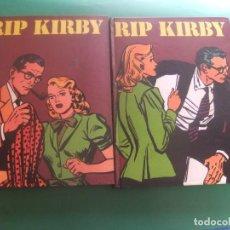 Cómics: RIP KIRBY TOMOS 1 Y 2 BURU LAN EDOCIONES 1973. Lote 266496618