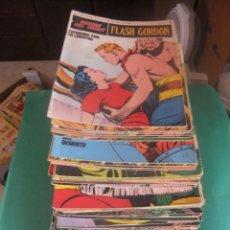 Cómics: FLASH GORDON LOTE DE 73 NUMEROS EDICIONES BURU LAN 1972. Lote 266500868