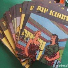 Cómics: RIP KIRBY LOTE CON LOS NUMEROS DEL 25 AL 48 BURU LAN EDICIONES 1974. Lote 266505843