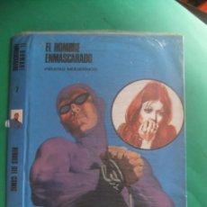 Cómics: EL HOMBRE ENAMASCARADO TAPAS PARA ENCUADERNAR Nº 7 PRECINTADAS BURU LAN. Lote 266508108
