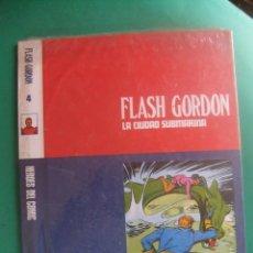 Cómics: TAPAS PARA ENCUADERNAR LOS FASCICULOS DE FLASH GORDON Nº 4 BURULAN. Lote 266508498