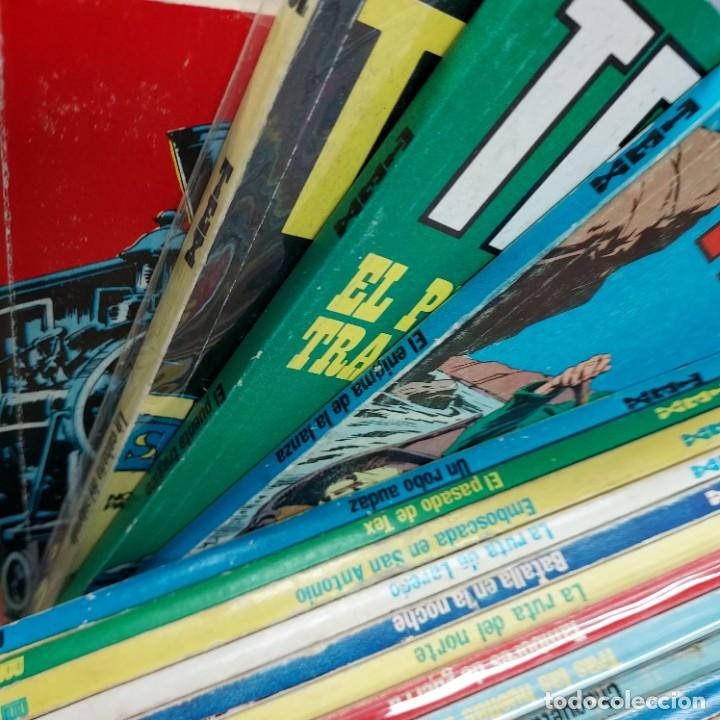 Cómics: TEX BURULAN COMPLETA 92 NUMEROS - Foto 6 - 266568813