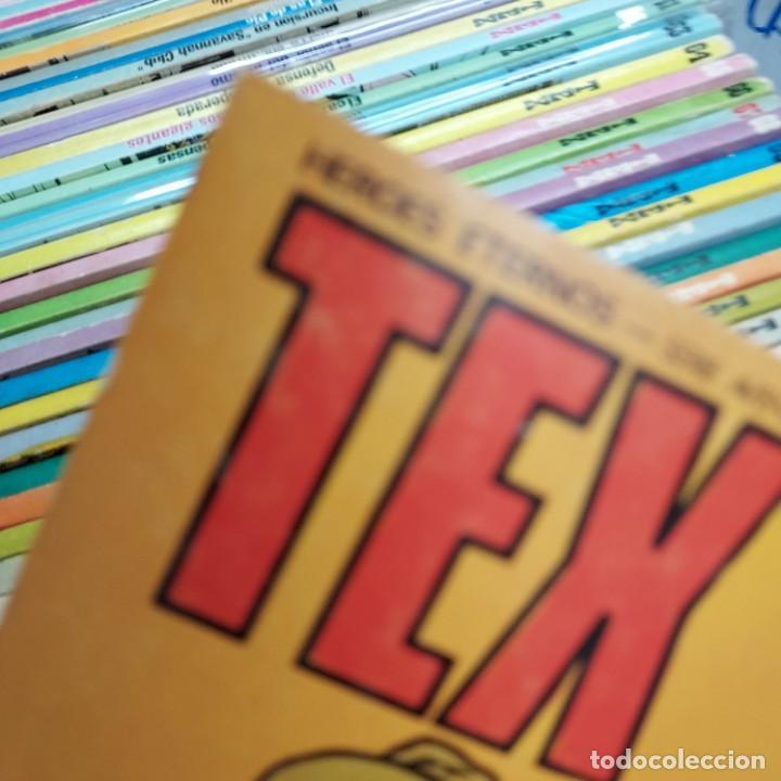 Cómics: TEX BURULAN COMPLETA 92 NUMEROS - Foto 7 - 266568813
