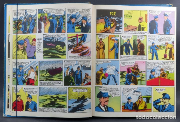 Cómics: El Hombre Enmascarado nº 1 El prisionero del Himalaya Editorial Buru Lan Burulan 1971 - Foto 4 - 266910224