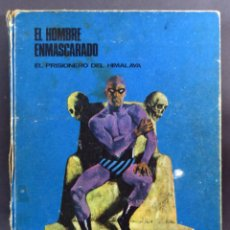 Cómics: EL HOMBRE ENMASCARADO Nº 1 EL PRISIONERO DEL HIMALAYA EDITORIAL BURU LAN BURULAN 1971. Lote 266910224