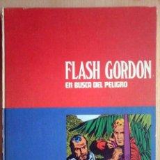 Cómics: FLASH GORDON Nº 6 TOMO EN BUSCA DEL PELIGRO - BURU LAN 1972. Lote 266961924