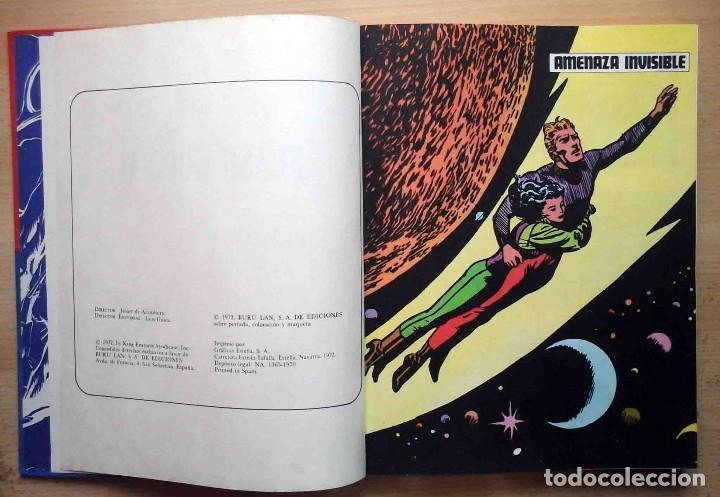 Cómics: Flash Gordon Nº 6 Tomo En busca del peligro - Buru Lan 1972 - Foto 4 - 266961924