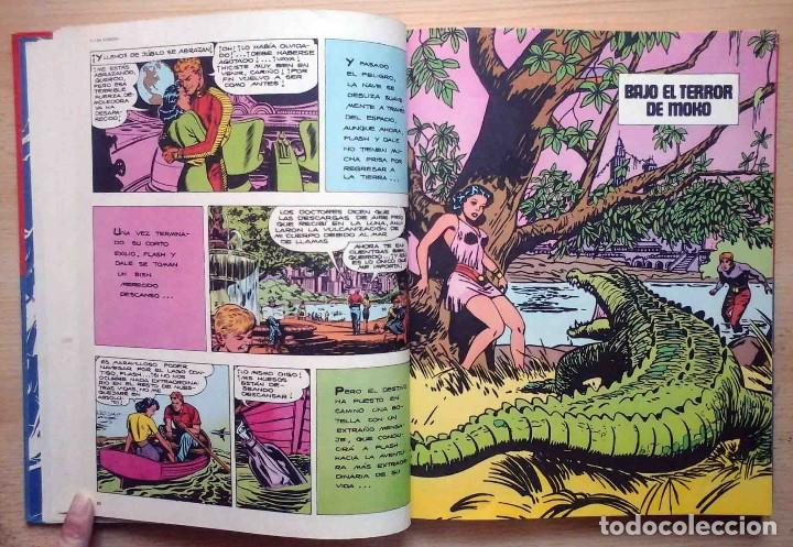 Cómics: Flash Gordon Nº 6 Tomo En busca del peligro - Buru Lan 1972 - Foto 5 - 266961924