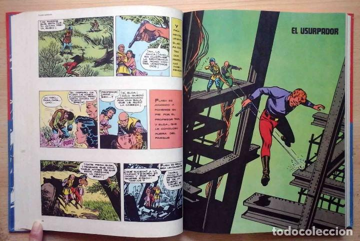 Cómics: Flash Gordon Nº 6 Tomo En busca del peligro - Buru Lan 1972 - Foto 6 - 266961924