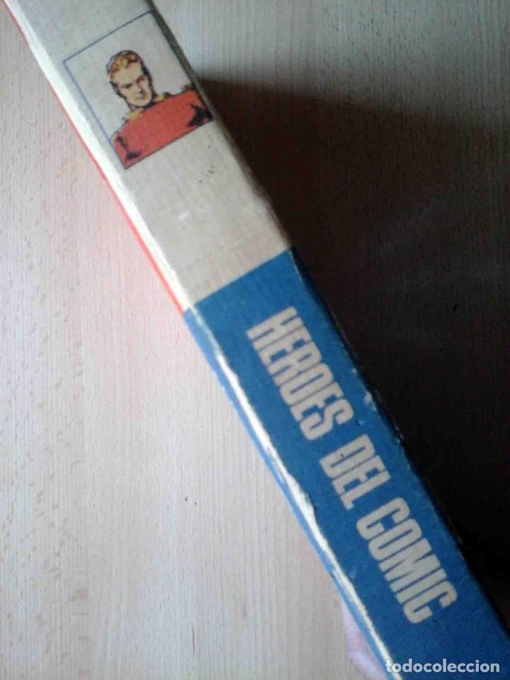 Cómics: Flash Gordon Nº 6 Tomo En busca del peligro - Buru Lan 1972 - Foto 12 - 266961924