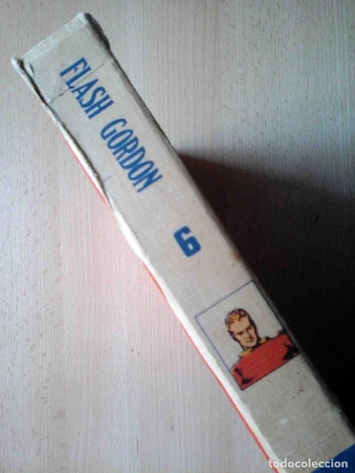 Cómics: Flash Gordon Nº 6 Tomo En busca del peligro - Buru Lan 1972 - Foto 13 - 266961924