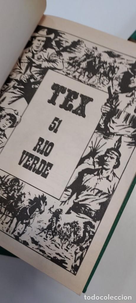 Cómics: promocion 4 tomos tex burulan edicion tela excelente estado - Foto 5 - 267797044